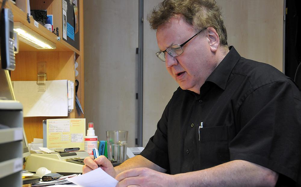 Bernhard Hopf