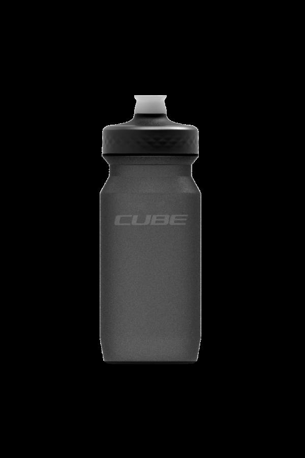 CUBE TRINKFLASCHE GRIP 0.5L schwarz