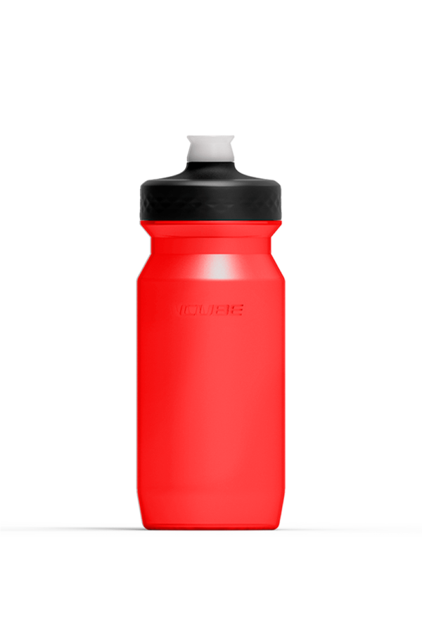 CUBE TRINKFLASCHE GRIP 0.5L rot