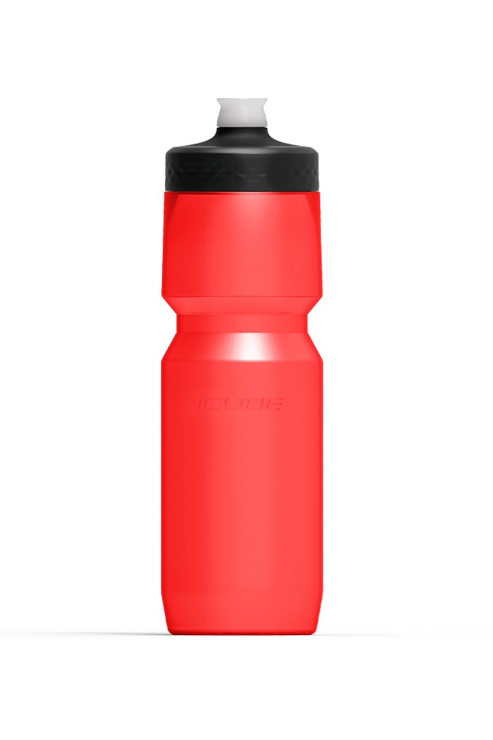 CUBE TRINKFLASCHE GRIP 0.75L rot