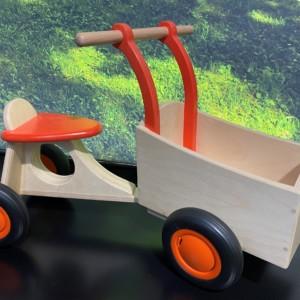 Laufrad Lastenrad Babboe