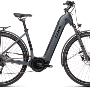 Cube Touring Hybrid ONE 400 grey´n´black