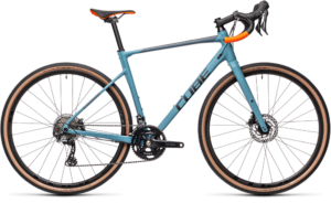 Cube Nuroad Race greyblue´n´orange