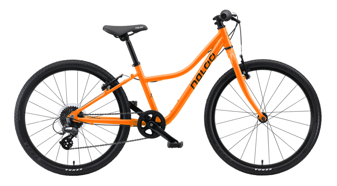 naloo chameleon 24 orange