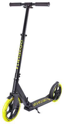 Scooter Funscoo 230 mm sw n gelb
