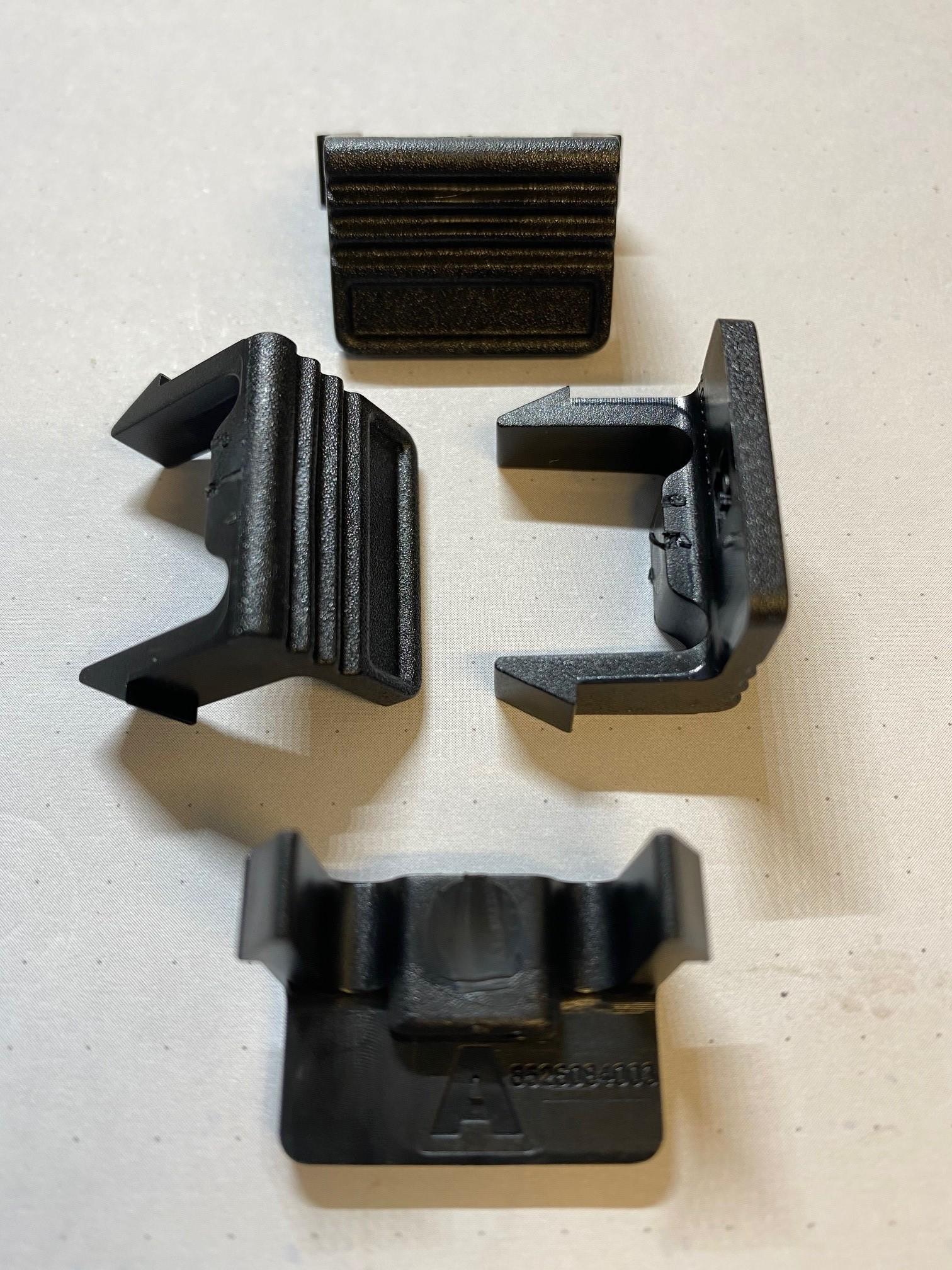 Thule Kennzeichenhalter Clip 2A 2B